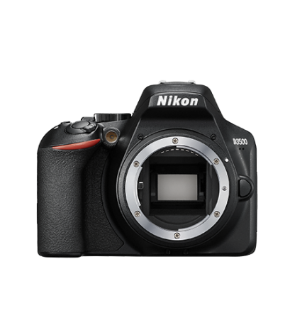 NIKON D3500 + AFP DX 18-55 VR II