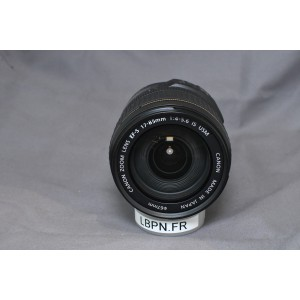 CANON EFS 17-85/4-5.6 IS