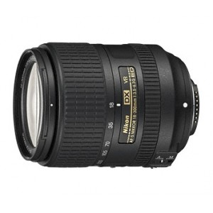 "NIKON AFS DX 18-300/3.5-6.3G VR ""compact"