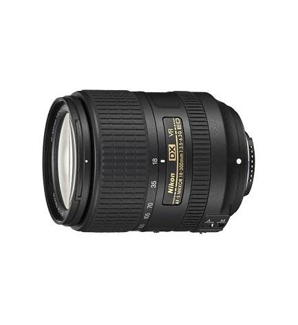 "NIKON AFS DX 18-300/3.5-6.3G VR ""compact"