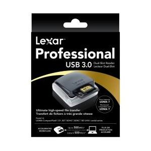 LECTEUR LEXAR CF-SD /USB3