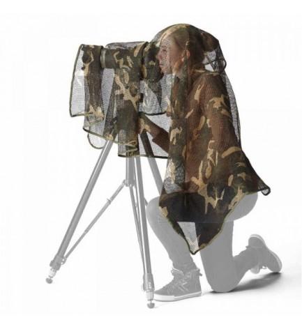 """Filet de camouflage """"forêt"""" 90 x 180 cm- STEALTH GEAR"""