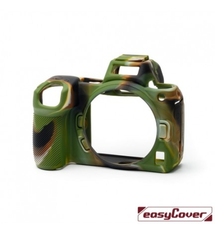 """EASYCOVER POUR Z5 """"CAMOUFLAGE"""" housse en silicone"""