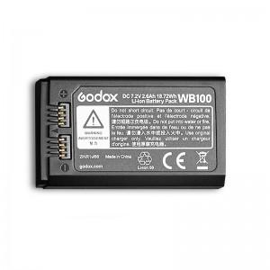 GODOX WB100 ACCU POUR AD100