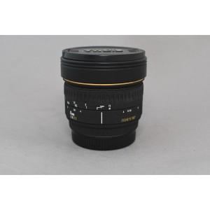 SIGMA EX FISHEYE 8mm/4 /// CANON EF *