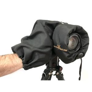 Moufle anti-bruit