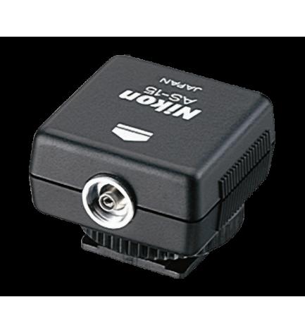NIKON AS-15 Adaptateur flash synchro-x