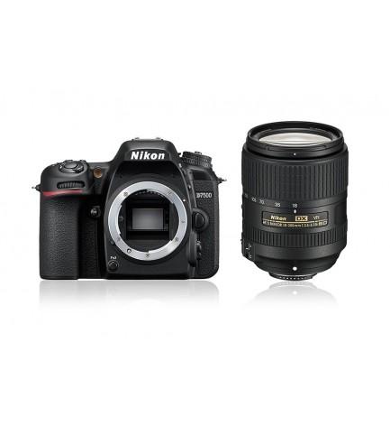 NIKON D7500 + AFS DX 18-300/3.5-6.3 VR