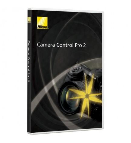 NIKON Camera Control PRO 2, logiciel