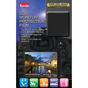 Film de protection LCD KENKO pour D600
