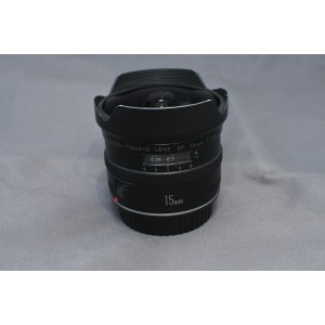 CANON EF 15/2.8 FISH-EYE