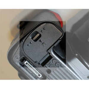 NIKON Couvercle accu pour D7500
