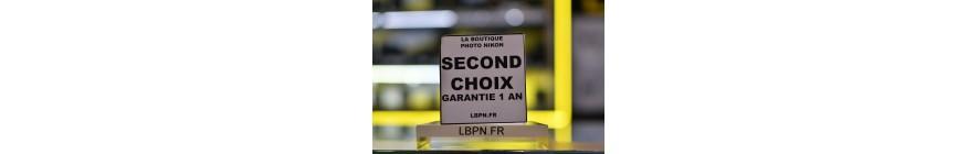 Second Choix - Garantie 1 an